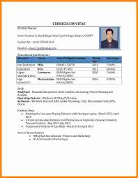 Resume Format For Freshers Free Download Latest Pdf Menu And Resume