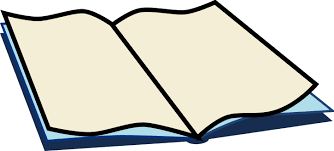 open book clipart transpa background