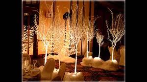 Winter Wedding Decor Simple Winter Wedding Decor Ideas Youtube
