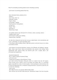 Awesome Accounting Grad Resume Contemporary Resume Ideas