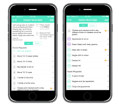 Party Planning App Design Georgia Glaze Medium