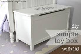 white toy chest. Plain Chest To White Toy Chest R