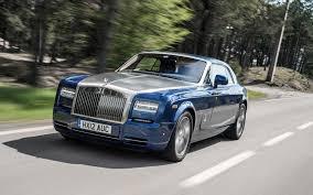 2017 Rolls Royce Phantom Review, Price - carsautodrive