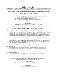 equity s resume