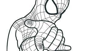 Crayola Ultimate Spiderman Mini Coloring Pages Printable Free For