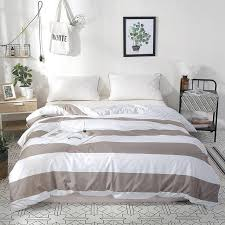 luxury comforter sets luxury comforter set queen king duvet cover sets stripes flamingo bedclothes bed cover sheet bedding cotton luxury comforter sets cal