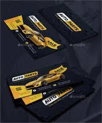 Auto Service Business Cards Archives Lisut