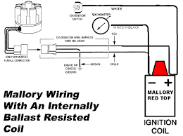 unilite ignition wiring diagram coil and distributor unilite malloryunilitewiringforplus8 jpg