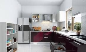 L Kitchen Buy Harmony L Shaped Modular Kitchen Online In India Livspacecom