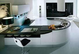 modern kitchen bar white home decor design interior