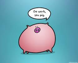 Cute Piggy Wallpaper on WallpaperSafari ...