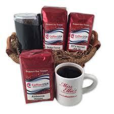 usa coffee gift basket