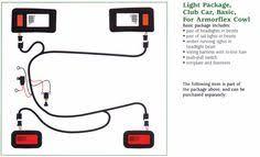 12 volt golf cart lights wiring no voltage reducer wiring diagram Ezgo Golf Cart Brake Diagram 12 volt golf cart lights wiring no voltage reducer