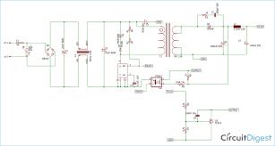 5v And 12v Power Supply Design How To Design A 5v 2a Smps Power Supply Circuit