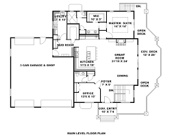 house plans with rear entry garages