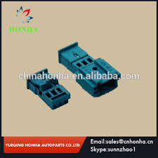 1355600 9b 1355620 9 pa66 blue bmw 3 pin male and female Wire Harness Plugs 1355600 9b 1355620 9 pa66 blue bmw 3 pin male and female electronical wire