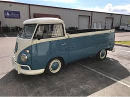 Classic Volkswagen Pickup for Sale on ClassicCars.com