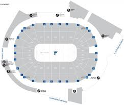 Blues Enterprise Center Seating Chart Elegant In Addition To Beautiful St Louis Blues Seating