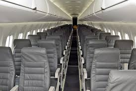 Dhc 8 400 Dash 8q Seating Chart Bombardier Q400 Seating Plan Flyradius