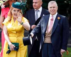 Is This Finally Proof That Prince Andrew and Sarah Ferguson Have Rekindled  Their Romance?