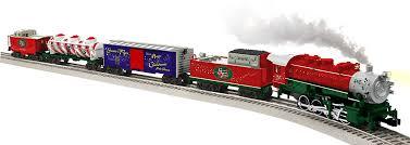 lionel santas flyer lionel santas flyer ready to run train set train sets amazon canada