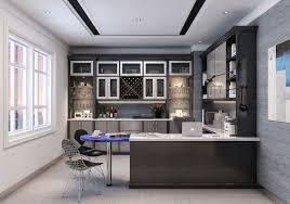 contemporary home office design. Curio Cabinets For Contemporary Home Office With Closet Factory Design O