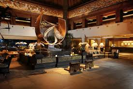 Balinese Kitchen Design Shortlisted Intercontinental Bali Resort For The Hotel Design