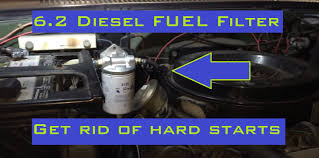 6 2 diesel spin on fuel filter conversion youtube  6 2 diesel spin on fuel filter conversion