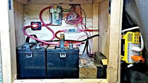 wiring a camper s wiring a cabin \u2022 apoint co Load Bank Wiring Diagram van life campervan rv electrical system explained battery bank wiring a camper shell brake light wiring load bank wiring diagram