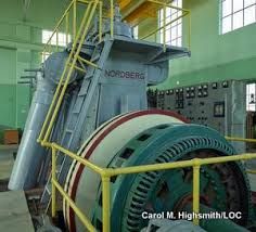 How electric generators work Alternator Electricity Generator At Rea Power Plant Museum Near Hampton Iowa By Carol M Highsmith Sciencestruck How Electricity Generators And Dynamos Work Explain That Stuff