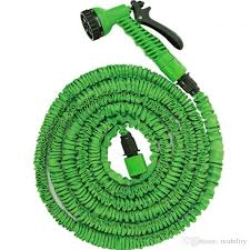 2019 100ft expandable flexible garden magic water hose with spray nozzle head blue green with retail box top quality from niubility 11 21 dhgate com