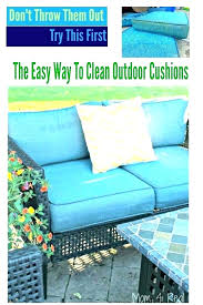cleaning outdoor furniture cushions best cleaner for outdoor cushions best way to clean outdoor patio cushions
