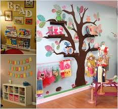 Decorate Your Kids' Playroom Wall with a Creative Idea a