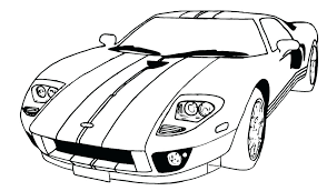 Car Printable Coloring Pages Of Cool Cars Awesome Car Colouring