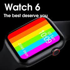 <b>LEMFO</b> 2020 New IWO <b>W26</b> Smart Watch Series 6 pro 1.75 inch Full ...
