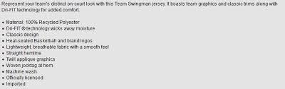 Wilson Basketball Size Chart Nike Swingman Wilson Chandler Womens White Pink Nba Jersey