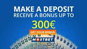 Mostbet (sportsbeting bonus 300 euro) | Betbonus CLUB