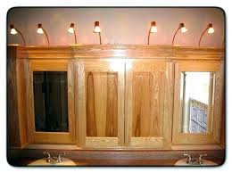 lighting above cabinets. Fascinating Above Cabinet Lighting Cabinets Under A Led Direct Wire Medicine .
