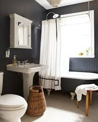 Image Nepinetwork image Credit Designsponge Apartment Therapy Decorating Ideas 10 Bathrooms With Beadboard Wainscoting