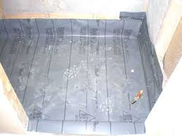 waterproofing showers how to build a tiled shower plumbing help membrane waterproof membrane membrane shower niche waterproofing systems for showers nz