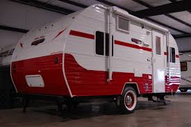 Camper Trailer Kitchen Designs Retro Travel Trailers The Small Trailer Enthusiast
