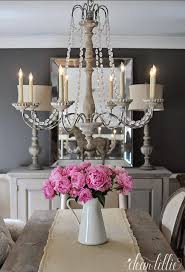 friday finds farmhouse chandeliers house of hargrove amelie distressed chandelier perfect lighting