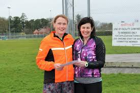 1st lady Hilary Duncan - Tullamore Harriers | Facebook