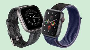 Android Watch Comparison Chart Apple Watch Series 5 Vs Fitbit Versa 2 Which Smartwatch Is