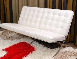 modern love seat scandinavian modern loveseat newly reupholstered
