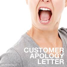 apology to customer for poor service customer apology letter customer service the perfect apology