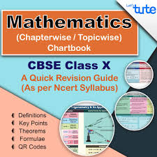 Cbse Maths Chart Book Class 10 Topicwise Chapterwise