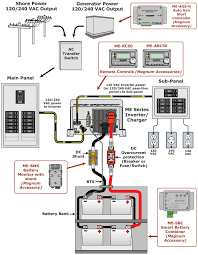 Inverter Output Wiring Diagram Inverter Block Diagram