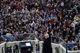 trump inauguration crowd size fox donald trumps inauguration a dispatch from the end of america spin