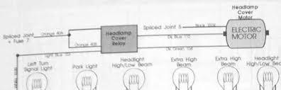 wiring up calais pop ups calaisturbo com au wiring diagram of calais pop ups help